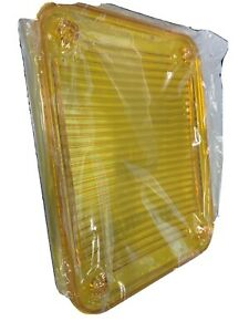 Whelen 900 Series Lens New Fits 97 Amber