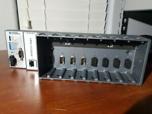 National Instruments Crio 9073 Compactrio 8 slot Chassis W Embedded Controller