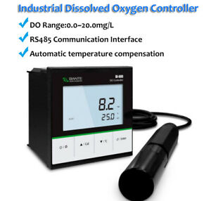 Industrial Dissolved Oxygen Controller Water Quality Tester Do Meter 0 20 0mg l