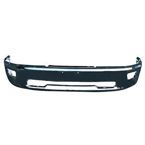 Ch1002386c New Replacement Front Bumper Face Bar Fits 2009 2010 Dodge Ram 1500
