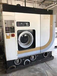 Dry Cleaning Equipment Whole Shop Over 12 Pcs