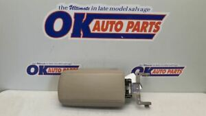 19 2019 Ford Escape Center Floor Console Arm Rest Lid Only Gray