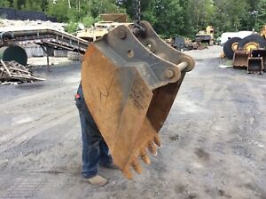 Used Tag 24in Backhoe Bucket