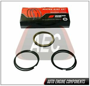 Size 040 Piston Ring Set Fits Chevrolet Sunfire 2 0 2 2 2 4 L Ecotec