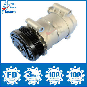New Compressor Gm Ht6 58950 Fits Cadillac Chevrolet Gmc Isuzu And Oldmobile