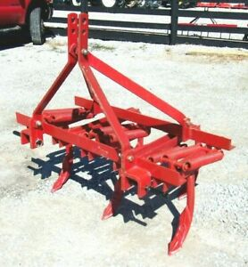 New Dhe 5 Sk All Purpose Plow ripper garden Free 1000 Mile Delivery From Ky