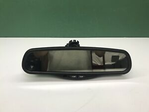 Rear View Mirror gntx 177 Tahoe Gmc Oem Ie13 010103 Dual Temperature Compass