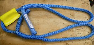 Double Adjustable Transformer Slings 1 2 Asi tfs 2 Tenex Blue New Free Shipping