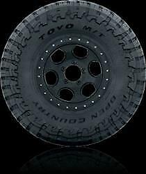 New Toyo Open Country Mt M t 37x14 50r15 120q 6ply 37145015 37 14 50 15