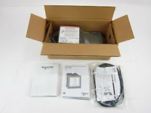 New Square D Power Logic Pm850rd Power Meter 850 With Remote Display