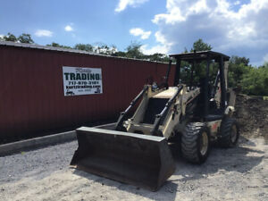2007 Ingersoll Rand Bl370d 4x4 Hydro Compact Tractor Loader Backhoe Only 1000hrs