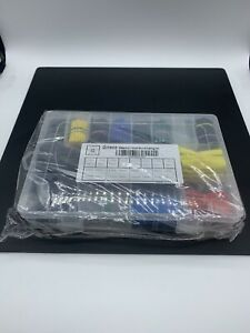Ginsco 580 Pcs 2 1 Heat Shrink Tubing Set 16 Different Tubes And Various Colors