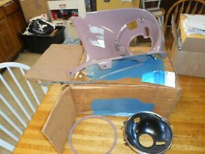 Nos 1967 1968 Ford Mustang Front Fender Extension Left Hand Driver Side