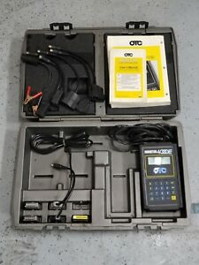Otc Monitor 4000e Diagnostic System Scan Tool pathfinder Case