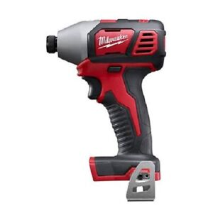 Milwaukee 1 4 Hex Impact Driver M18 2656 20 M18 18v Cordless Bare Tool Only