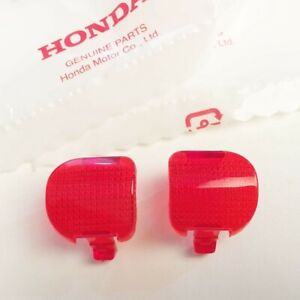 93 97 Oem Honda Crx Del Sol Third 3rd Brake Light Screw Cap Cover