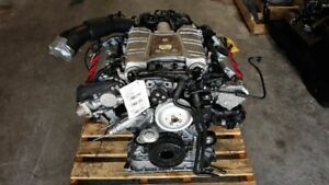 2017 Audi A7 3 0 Engine Assembly Supercharged Vin 2 Crec Code