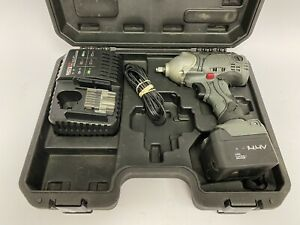 Matco 3 8 Drive 14 4v Cordless Impact Wrench Mcl144iwhok W Battery And Charger