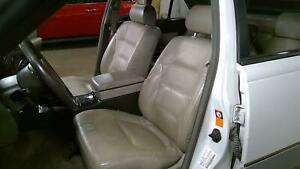 99 01 Infinity Q45 Complete Leather Seat Set front Rear Beige Code J