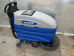 Windsor Saber Sc20t 20 Floor Scrubber Buffer Traction Drive Clean Manicipal Use