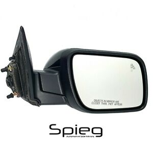Side Mirror For Ford Explorer 2016 2019 With Blind Spot Puddle Lamp Passenger Rh