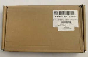 Dvd Shrink Wrap Bags 6 25 X 10 75 100 Gage Box Of 500 From Paper Mart
