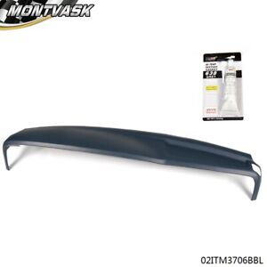 For 2002 2005 Dodge Ram 1500 2500 Abs Molded Front Dash Cover Overlay Cap