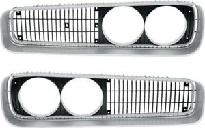 New 1970 Coronet Super Bee Grilles Pair