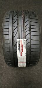1 New Bridgestone Potenza Re050a Rft 325 30 19 94y Run Flat Tire Corvette