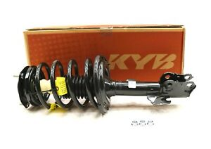 New Kyb Front Left Suspension Strut Coil Spring Sr4139 Fits Camry Le Xle 10 11