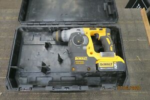 Dewalt Dch273 20v Max Li ion Cordless 1 Sds Brushless Hammer W battery
