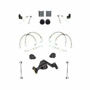 Rubicon Express Jk1001 3 5 4 5 In Suspension Lift Kit For 2007 2018 Jeep Jk New