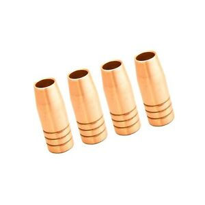 Lotos Technology Ma01 4 piece Nozzle Set For Mig Welding Torch Welding Consum