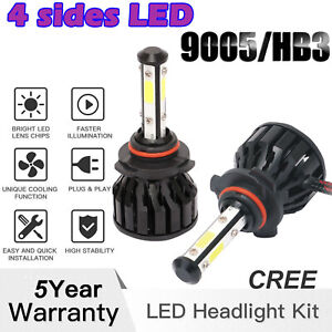 Led H11 H9 H8 Cree Headlight High Low Beam Combo For Ford Transit Connect 2017