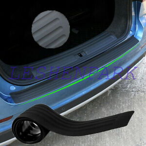 Rear Bumper Surface Protector Cover Fit For 2013 2018 Ford C max C Max Black