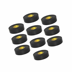 3m Scotch Super 33 Vinyl Electrical Tape 75 inch By 66 feet 10 pack