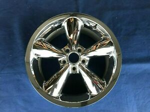 18 Ford Mustang 2006 2007 2008 2009 18x8 5 Chrome Oe Wheel 3648