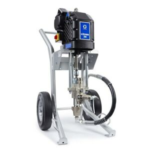 Demo Graco E xtreme Z60 Electric High Pressure Airless Sprayer With Heavy duty C