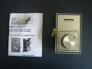 White rodgers Emerson 1a10 651 Line Voltage Heat Cool Thermostat 36 90 Degrees