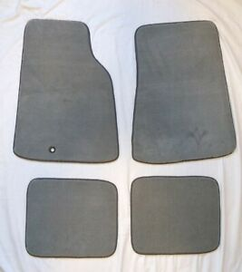 1998 2010 Lincoln Town Car ford Crown Victoria Carpet Floor Mats