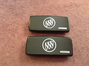 2 New Nos Marchal 150 Buick Fog Light Covers For Cars Or Small Trucks Suv S