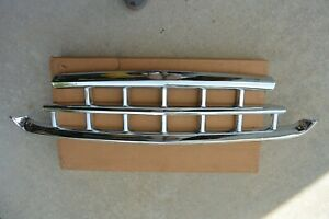 Early 1950s Mystery Grill Chrome Wall Hanger Gerity Die Cast 3150788