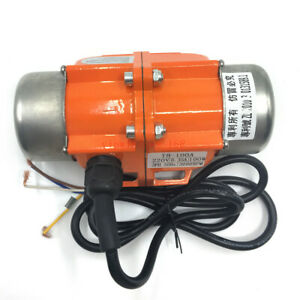 Usa 110v 100w Vibration Motor For Compost Screener To Vibrate A Screen Table