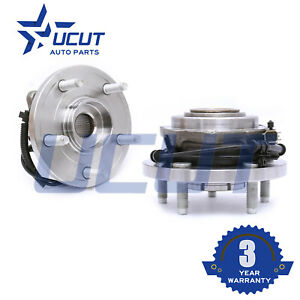 2pcs 513234 Front Wheel Bearing Hubs For 2005 2010 Jeep Grand Cherokee Commander