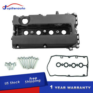 Engine Valve Camshaft Rocker Cover W Gasket For Chevy Cruze Sonic 1 8l Aveo1 6l