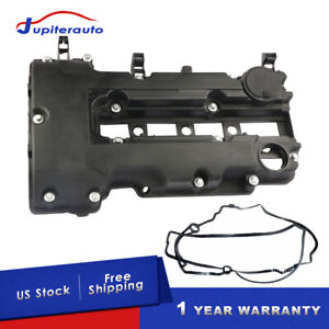 Camshaft Valve Cover W Gasket Bolts For Buick Encore Chevy Cruze Sonic Trax 1 4l