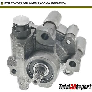 Power Steering Pump W O Reservoir Pulley For Toyota 4runner Tacoma 1996 2001