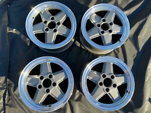 15 Penta Alloy Wheels By Ronal Et35 Mercedes Amg R107 Sl Slc W124 W126 Vw T3 T4