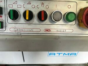 Atma 1200 H e Screen Press