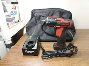 Snap On Ct761 14 4v Cordless Impact Wrench Kit W Battery Charger